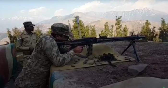 Các tay súng Pakistan